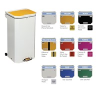 PEDAL OPERATED WASTE BINS