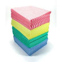 COLOUR CODED CLEANING CLOTHS (Medical)