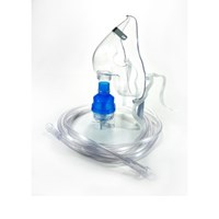 NEBULISER MASK AND MOUTH PIECE