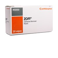 ZOFF PLASTER REMOVING WIPES