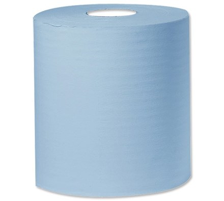 PAPER TOWEL CENTRE FEED STD 2 PLY BLUE X 6