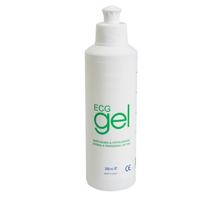 ECG GEL 250ML (CLEAR) X 1