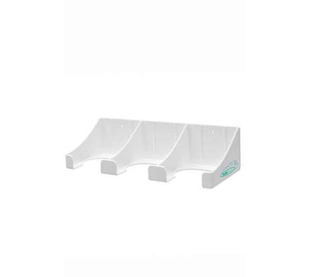 GLOVE BOX HOLDER CUBE - (SAFEDON) PLASTIC TRIPLE