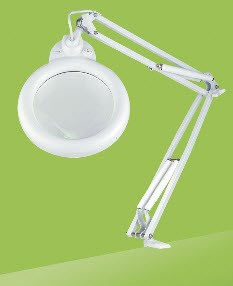 Light Magnifying Daylight 7 Quot Slim Naturalight White