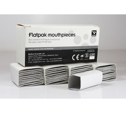 MOUTH PIECES CO MONITOR DISPOSABLE X 50
