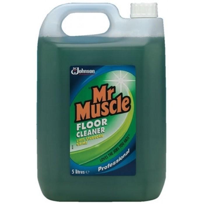Cleaner Floor Mr Muscle 5 Litre Medical World