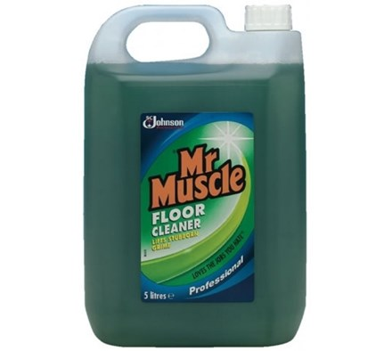 CLEANER - FLOOR (MR. MUSCLE) 5 LITRE