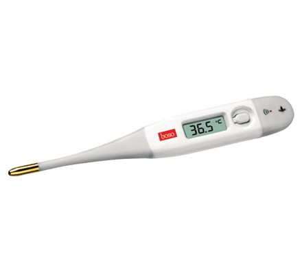 THERMOMETER DIGITAL BOSO THERM FLEXIBLE TIP