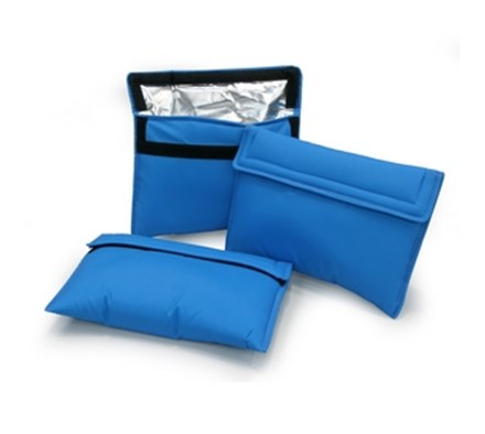 VACCINE WALLET (THERMAL) DARK BLUE A4
