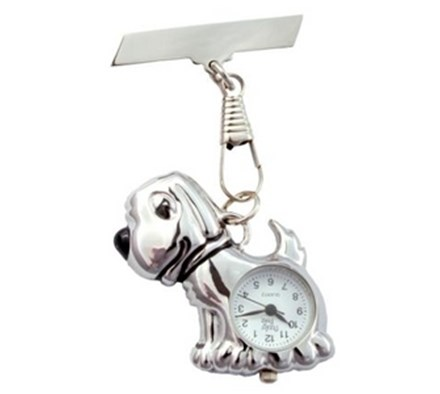 WATCH FOB NOVELTY DOG