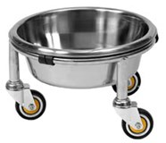 Bowls & Basins (on castors)