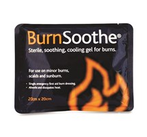 BURNSOOTHE BURN DRESSING 20CM X 20CM X 1