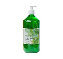 ALOE VERA GEL (HEALTHLIFE) 1 LITRE PUMP DISPENSER