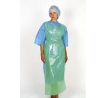 APRON SURGEONS GREEN ON ROLL X 75