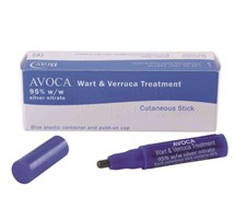 CAUSTIC PENCIL (AVOCA) 95% SILVER NITRATE TREATMENT PACK (P)