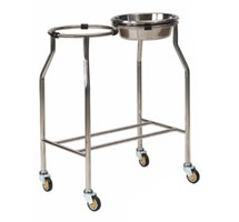 BOWL STAND DOUBLE TIERED