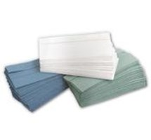 PAPER TOWEL C/FOLD GREEN 1 PLY X 2880