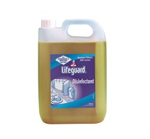 CLEANER DISINFECTANT LIFEGUARD 5 LTR
