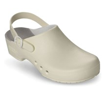 CLOG CHIRO GREEN WITH HEEL STRAP FIXED INNER SOLE 11