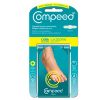 COMPEED CORN PLASTERS MEDIUM X 10