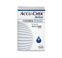 CONTROL SOLUTION ACCU-CHEK AVIVA 2 X 2.5ML