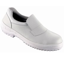 SHOE SCHURR CLASSIC (C1 ANTI SLIP SOLE) WHITE 3