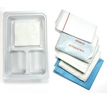 DRESSING PACK COMMUNITY (DISPOSABLE STERILE SINGLE USE) X 1