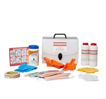 SPILL KIT - 15 APPLICATIONS (CYTOTOXIC DRUG)