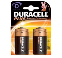 BATTERY RECHARGEABLE SIZE D X 2