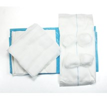 DRESSING PACK DRUG TARIFF SPECIFICATION 10 (DISPOSABLE STERILE SINGLE USE) X 12