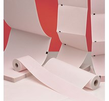 ECG PAPER Z-FOLD SCHILLER AT101 THERMOSENSITIVE 80MMX22M X1