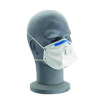 MASK (VALVED) FILTERING FFP3 X 20 (WHITE)