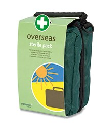 FIRST AID KIT (OVERSEAS)