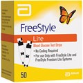 TEST STRIPS FREESTYLE LITE X 50