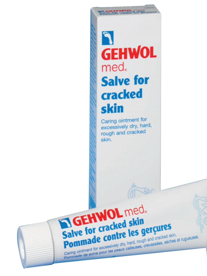 gehwol salve for cracked skin 500ml