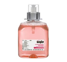 SOAP LUXURY FOAMING (GOJO) REFILL FOR FMX DISPENSER 1250MLS X 3