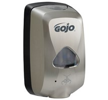 DISPENSER TOUCH FREE GOJO TFX (BRUSHED METAL)