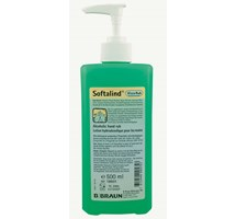 HAND SANITISER VISCO RUB LIQUID 500ML X 20