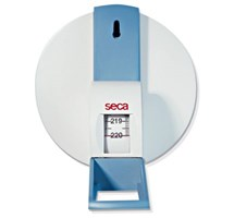 HEIGHT MEASURE TAPE SECA 206 ROLL UP WITH WALL ATTACHMENT (0-220CM)