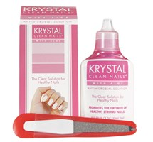 KRYSTAL CLEAN NAILS WITH ALOE X 30ML