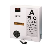 EYE TEST PANEL FINESSE SINGLE SIDED (3 MTR) - Medical