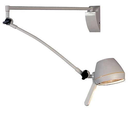 Wall Mounted Examination Lamps : LIGHT EXAMINATION CEILING HEIGHT 2.7M PROVITA SERIES 1 50W - Medical World