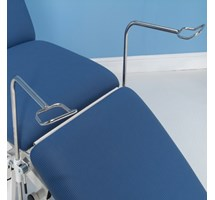 LITHOTOMY STIRRUPS ELECTRIC PLINTH (DOHERTY) PAIR