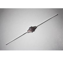 PROBE LACRIMAL SIZE 3:4 12.5CM LONG (DISPOSABLE STERILE STAINLESS STEEL SINGLE USE) X 20