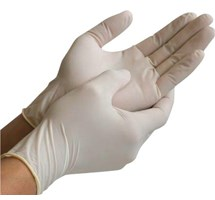 GLOVE NITRILE P/F WHITE SMALL X 200