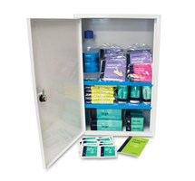 CABINET (FIRST AID) LOCKABLE 40CM X 30CM X 12CM