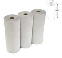 PAPER ROLL FOR MEDISAFE PRINTER MED1014 45MM X 112MM X 1