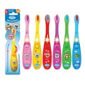 TOOTHBRUSH (BBRITE) TWINKLERS CLUB CUTIE WAVE FLASHING X 12
