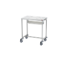 TROLLEY (SECA) BABY SCALES WITH 2 BRAKED CASTORS