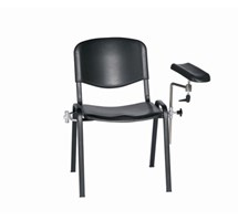 CHAIR PHLEBOTOMY (SUNFLOWER) MOULDED GREY